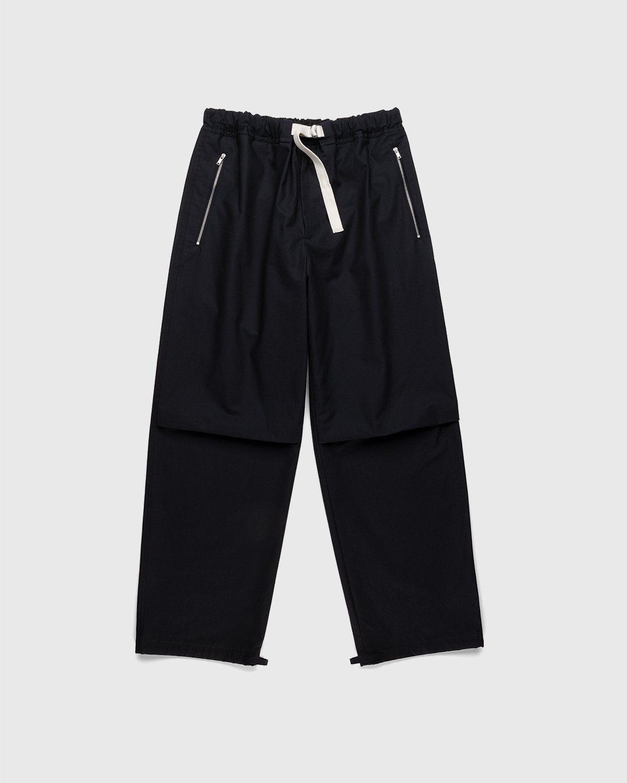 Jil Sander – Cargo Trousers Blue - Image 1