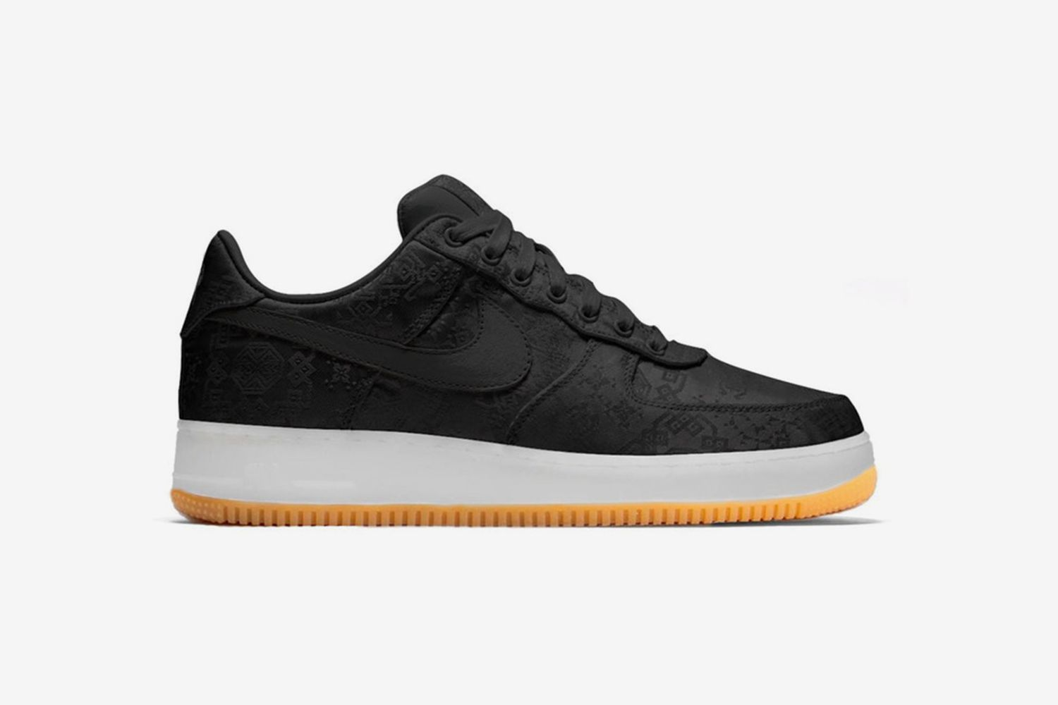 Air Force 1 Low fragment design x CLOT