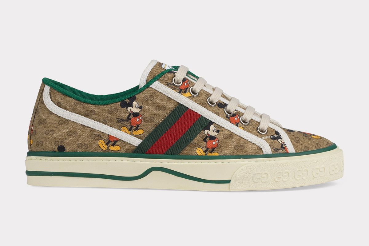 Gucci's Newest Sneaker Is Releasing in Miami for Art Basel 1