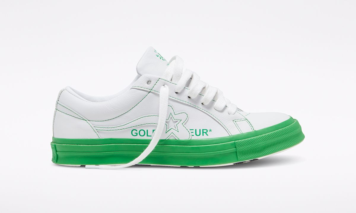Golf Le Fleur X Converse One Star Colorblock Pack Release Info