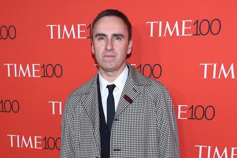 3c569153cd7d46 Raf Simons Exits Calvin Klein 8 Months Before Contract End
