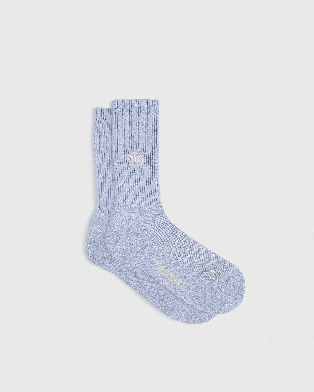 Highsnobiety — Socks Grey - Image 4