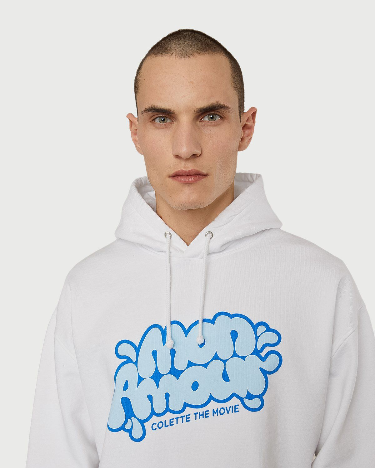 colette Mon Amour - Water Bar Hoodie White - Image 4