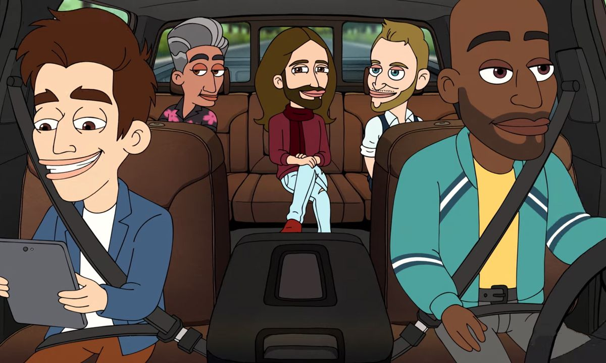 'Queer Eye' Stars Give an Animated Makeover in 'Big Mouth's NSFW Season 3 Trailer