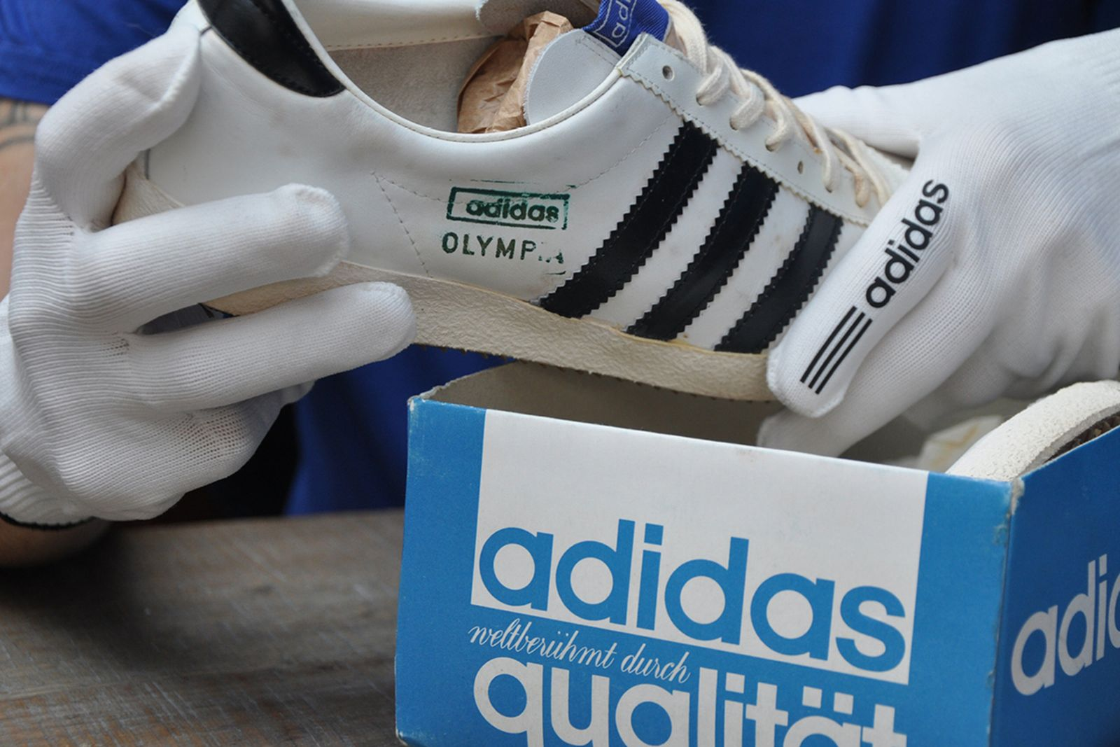 From Past to Present: A Timeline of the 3 Stripes book