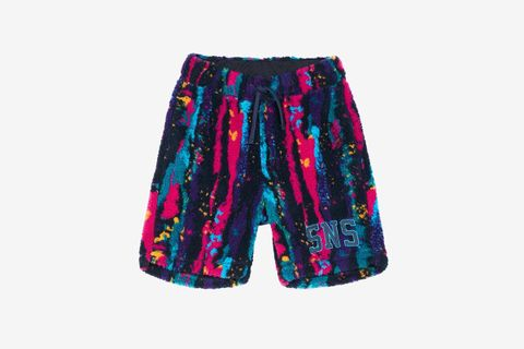 Streetball Sherpa Shorts