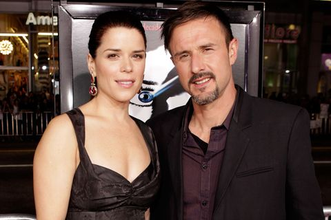 Neve Campbell x David Arquette