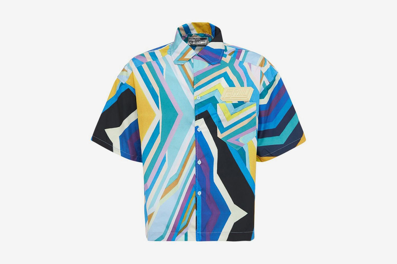 Oceano Techno Shirt
