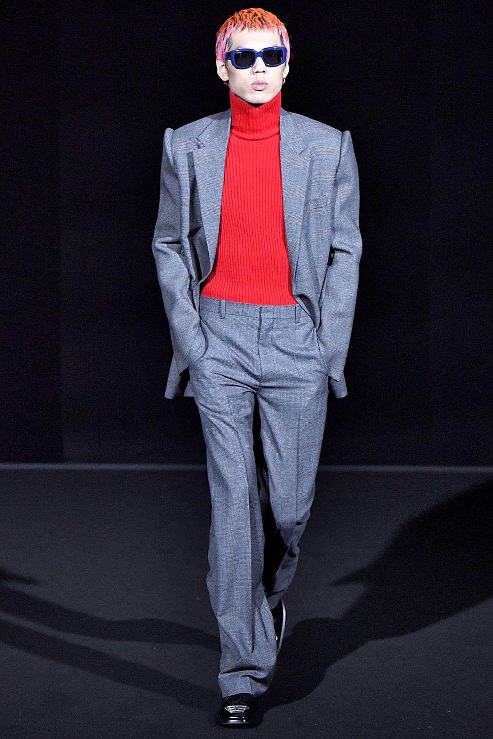 Balenciaga Runway Paris Fashion Week Womenswear Fall/Winter 2019/2020