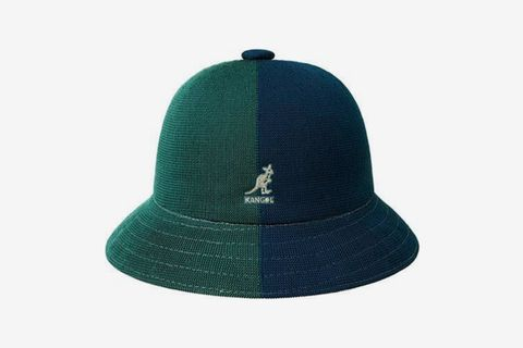 Colour Block Bucket Hat