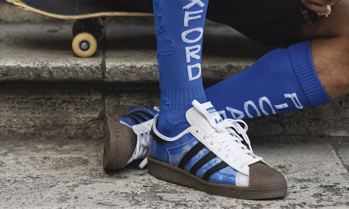 Encarnar reacción Desconocido  Blondey McCoy x adidas Superstar 80s: Where to Buy Today