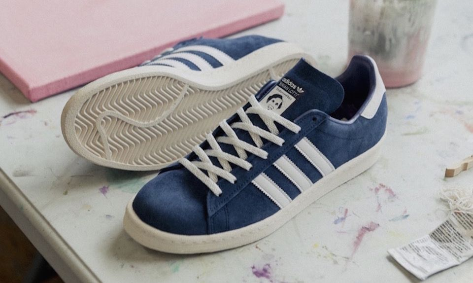 Gooey disk list  adidas Campus 80s x Brian Lotti: Release Date, Pricing, & More Info