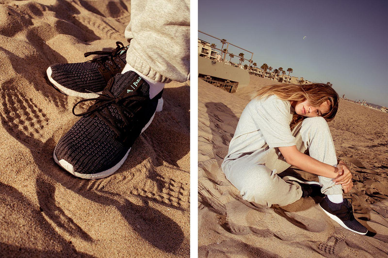 adidas parley ultraboost deep ocean blue lookbook adidas Running parley for the oceans