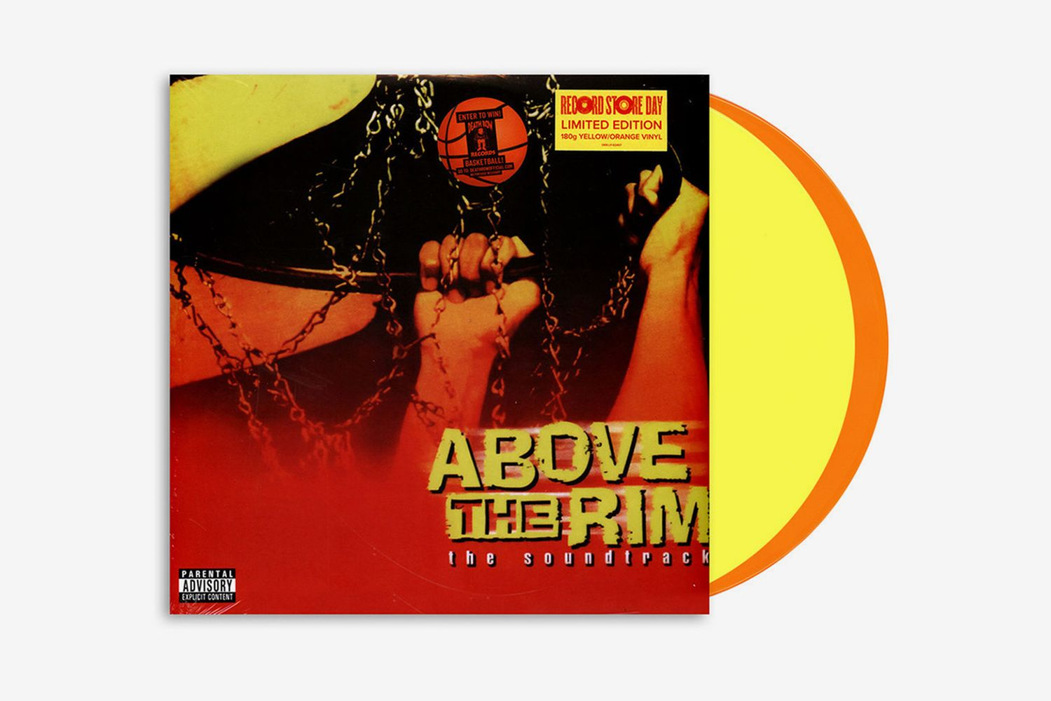 OST Above The Rim Record Store Day 2021 Edition