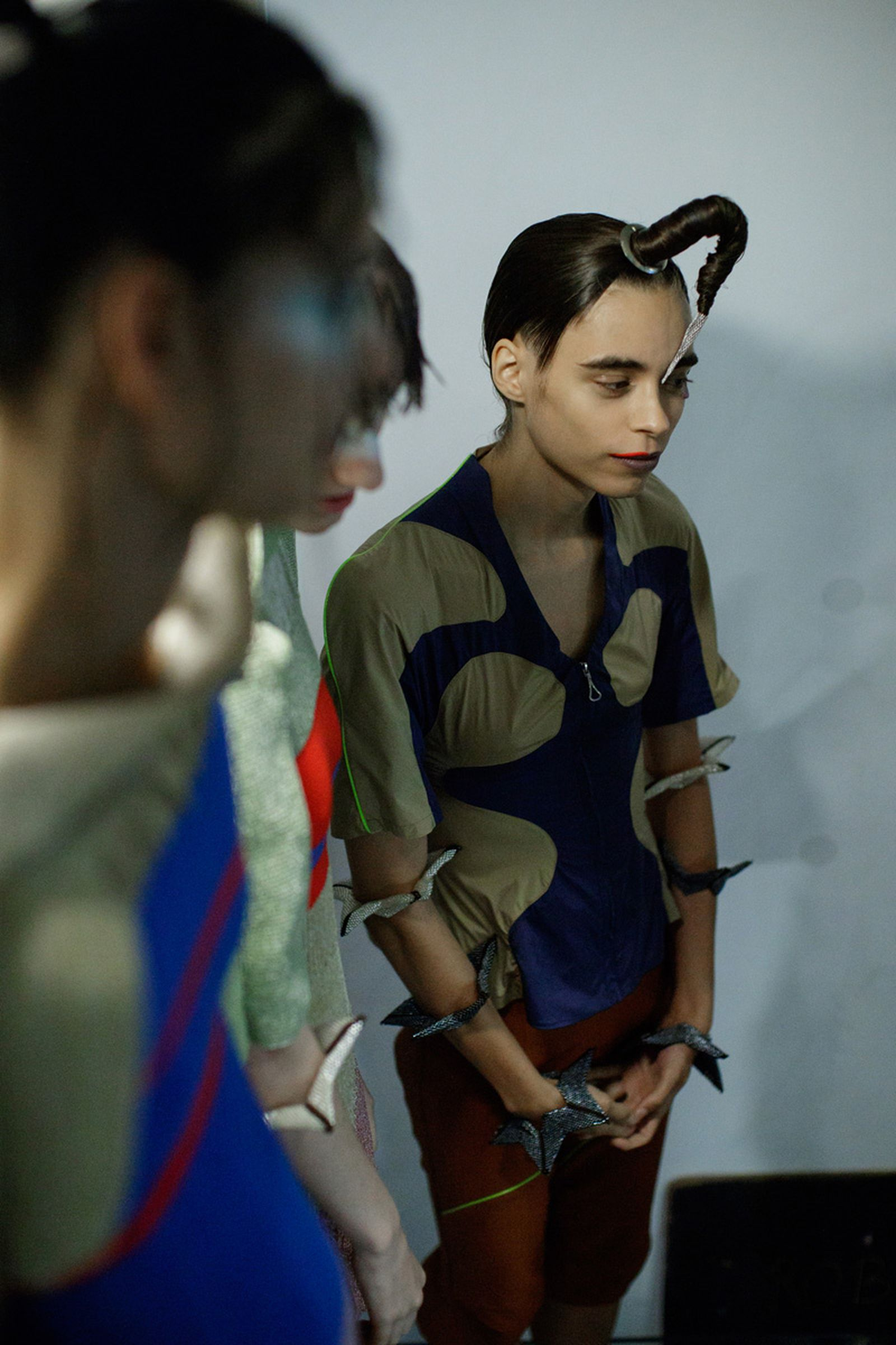 kiko kostadinov london fashion week4