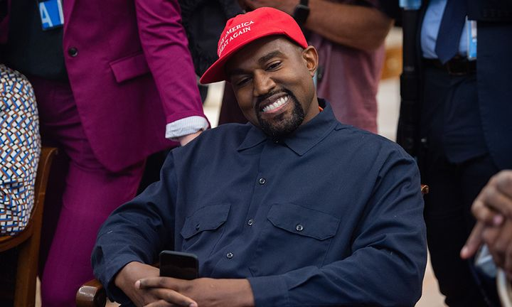 kanye west donald trump twitter rant 2019 President Donald Trump