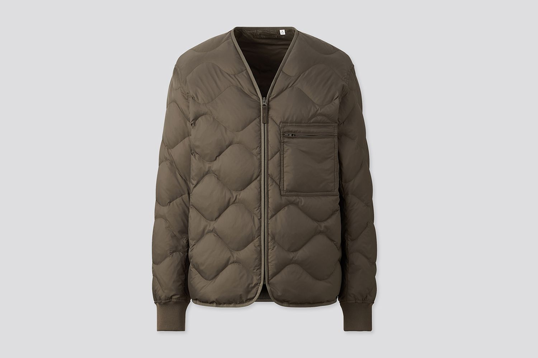 U Recycled Down Jacket