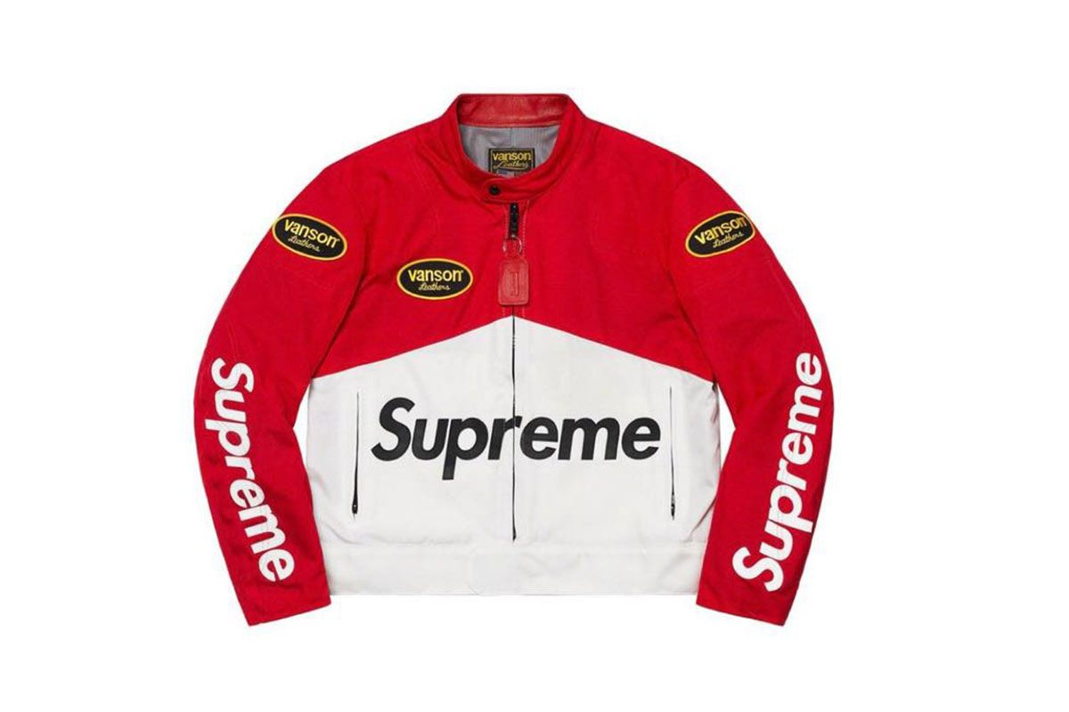 Supreme Is Still Pushing the Motocross Trend