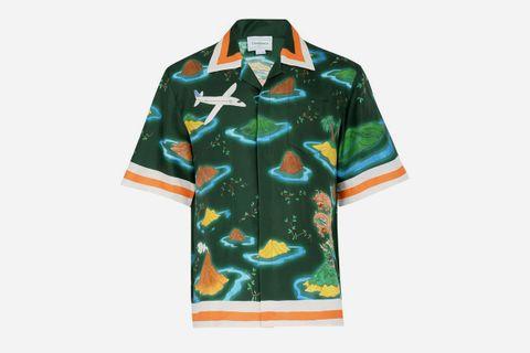 Casa Airways Silk Shirt