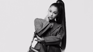 ariana grande givenchy campaign video