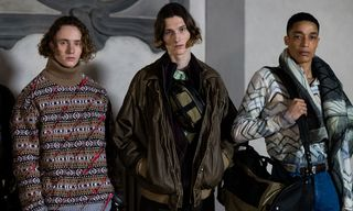 Y/Project's Streetwear Couture Evolves at Pitti Uomo