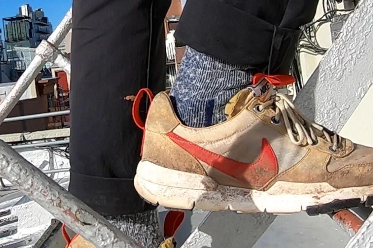 Nike Wants Your Help Wear Testing Tom Sachs' Mars Yard 2.5 3