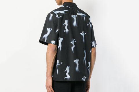 Silhouette Print Shirt