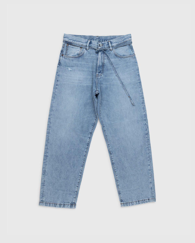 Acne Studios – Loose Fit Jeans Blue - Image 1