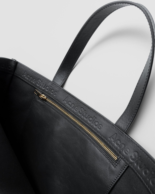 Acne Studios – Tote Bag Black - Image 4