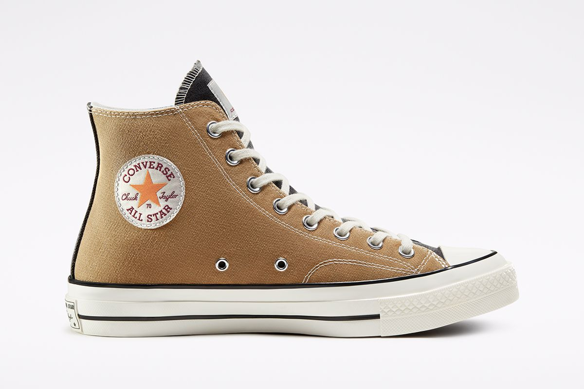 These Converse Chuck 70s Are Made From Vintage Carhartt Garments 19