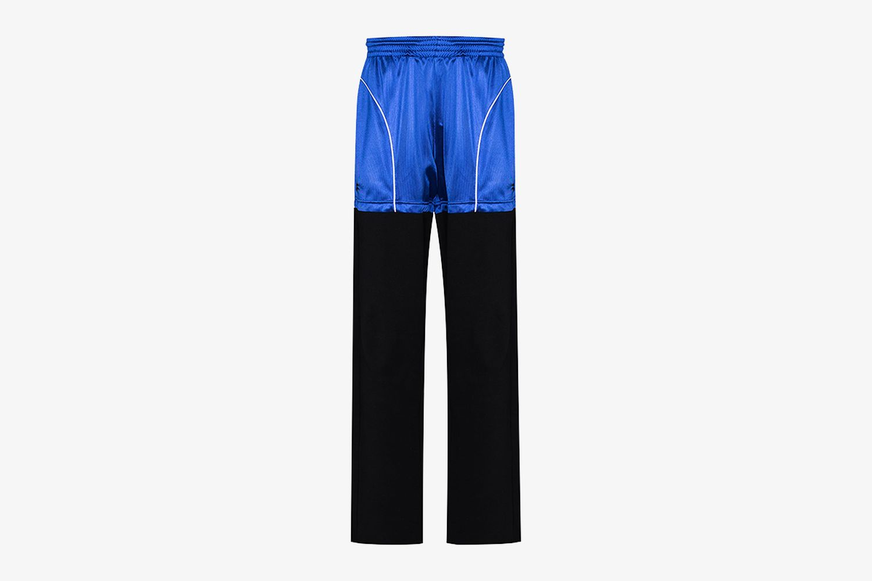 Patch Colour Block Sweatpants