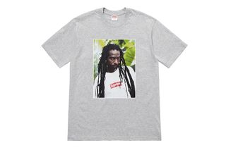 8c7f94ad Supreme Unveils Summer Tees Featuring Buju Banton Collab, Dracula & More