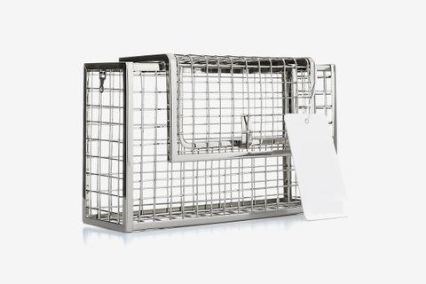 Crossbody Cage Bag