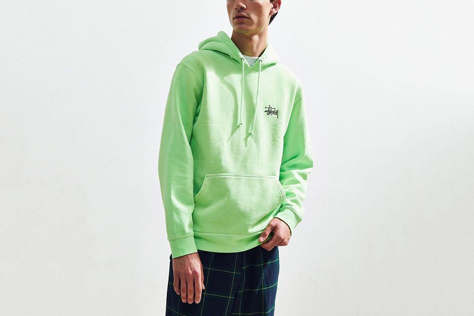 Stussy Pigment Washed Sweatshirt Guess Stüssy fila