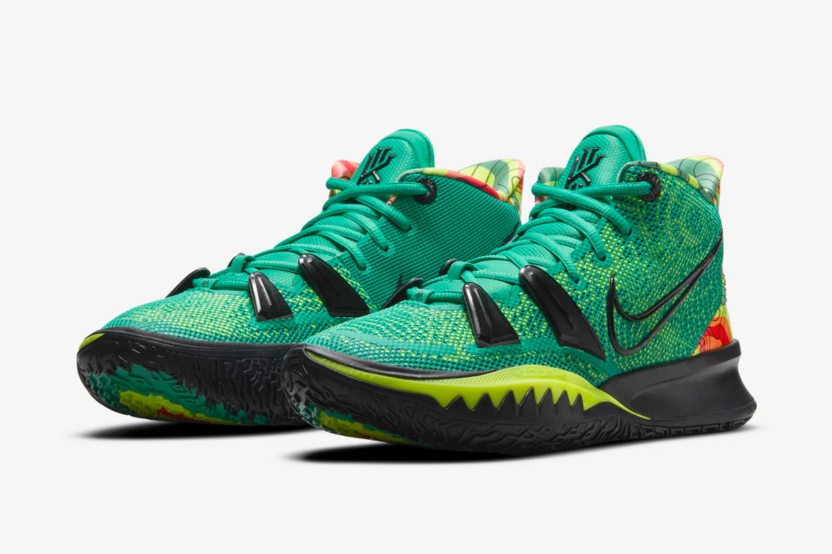 KD Gifts His Greatest Colorway Ever to Kyrie 3