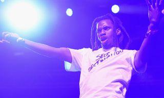 "Denzel Curry Taps GoldLink & Twelve'len on New Song ""Black Balloons"""