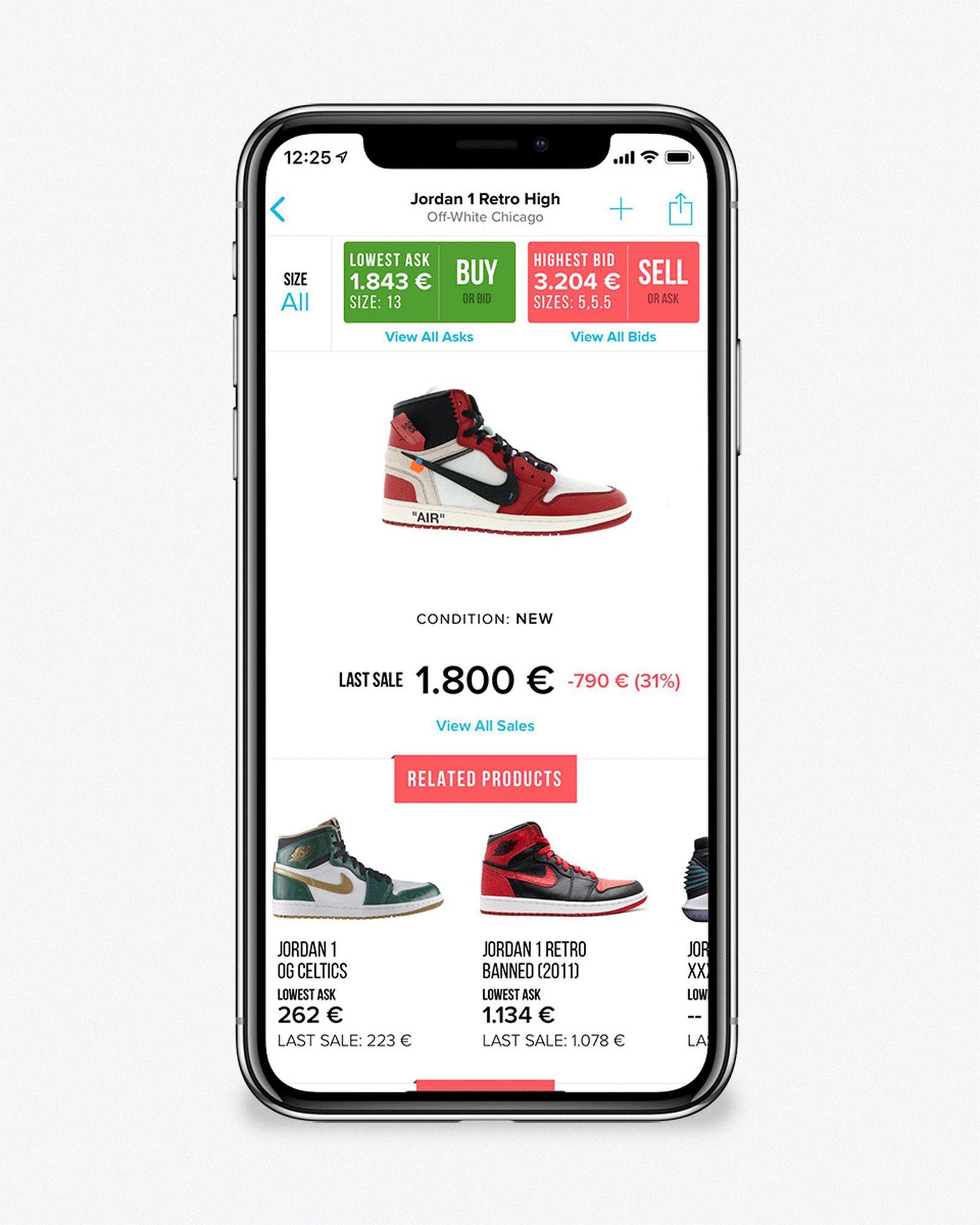 sneaker reselling sites roundup stockx Flight Club GOAT stadium goods