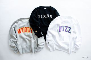 Beams x Champion Link up for 'Toy Story' Themed Capsule