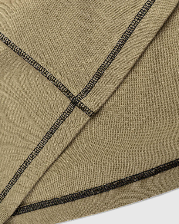 Carhartt WIP – Nazka Pocket T-Shirt Brown - Image 5