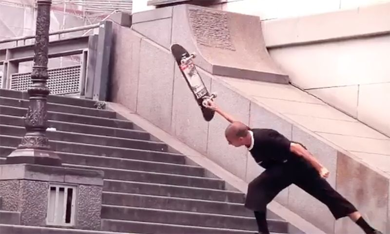 6ffd64fd6417 Supreme's 'BLESSED' Skate Film: Watch the Trailer Here