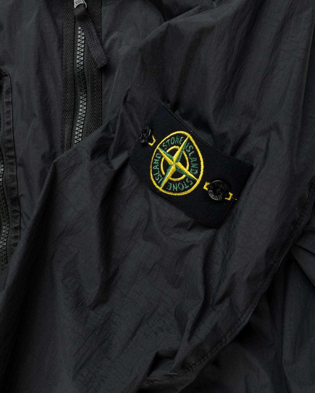 Stone Island – Overshirt Black - Image 4