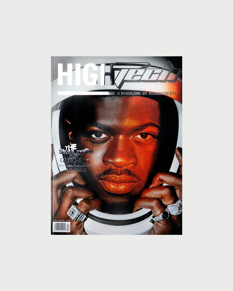 HIGHTech - A Magazine by Highsnobiety