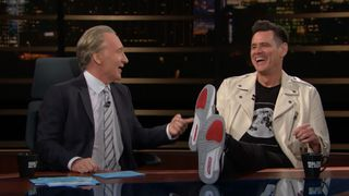 jim carrey explains canadas healthcare system americans Real Time With Bill Maher