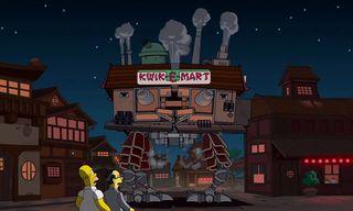 'The Simpsons' Pay Homage to Hayao Miyazaki