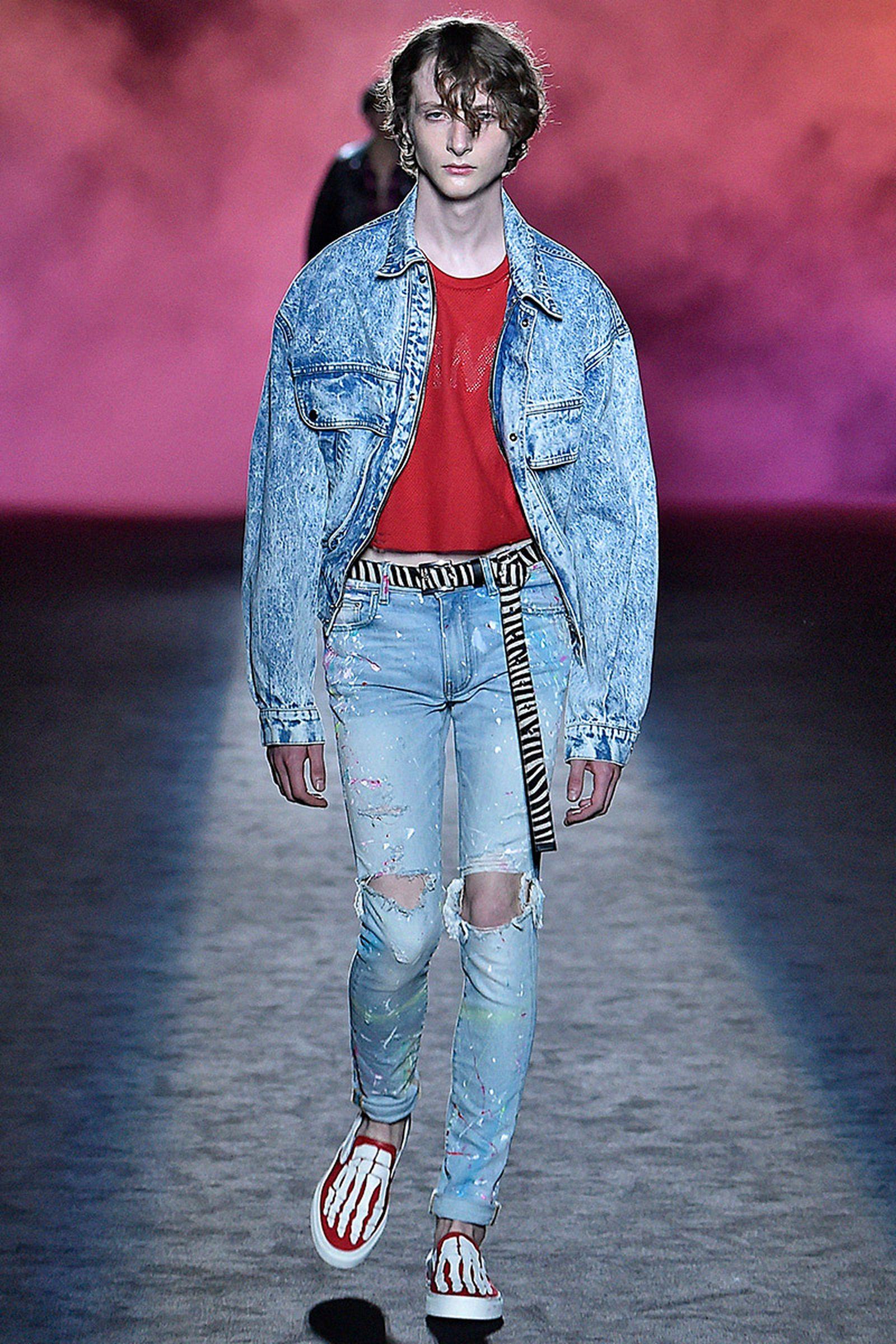 bad taste fashion late capitalism Enfants Riche Deprimes amiri philipp plein