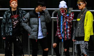 Our Latest Conversations Podcast Talks Streetwear in China