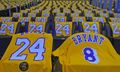 Lakers to Honor Kobe Bryant by Giving Shirts to Fans at Tonight's Game