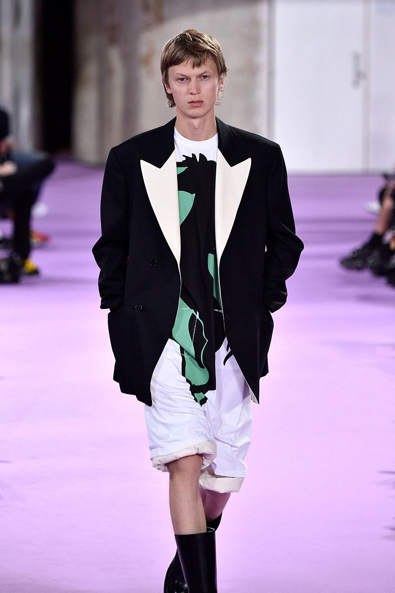 R&S Records Was the Key Reference You May Have Missed in Raf Simons SS20