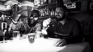 drake rick ross money in the grave video