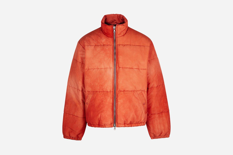 Walrus Quilted Silk-Blend Jacket